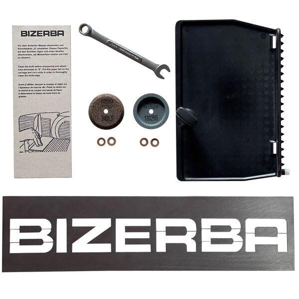 Bizerba GSP H-PEAK-PERFORMANCE-KIT Peak Blade Performance Kit for GSP H Series Slicers Main Image 1