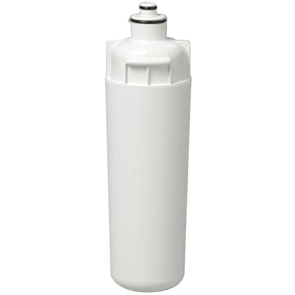 """3M Water Filtration Products 5631608 14 3/8"""" Retrofit Sediment, Cyst, Chlorine Taste and Odor Reduction Cartridge - 0.5 Micron and 1.5 GPM Main Image 1"""