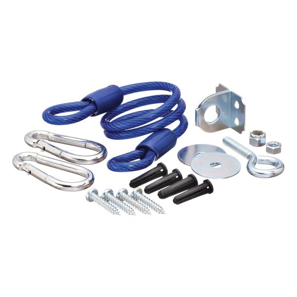 """Dormont RDC36 Coiled Restraining Cable for 36"""" Gas Connector"""