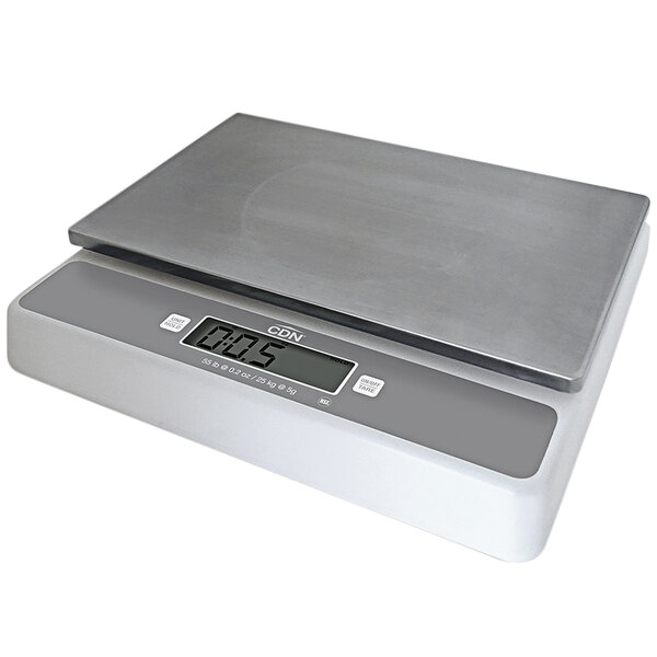 CDN SD5502 55 lb. Digital Portion Control Scale Main Image 1