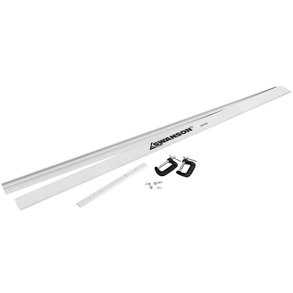 """Swanson CG100 100"""" Aluminum Cutting Guide with Joiner Bar Main Image 1"""