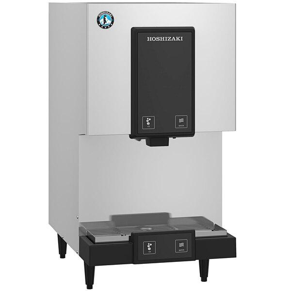 Hoshizaki DCM-271BAH Countertop Ice Maker and Water Dispenser - 10 lb. Storage Air Cooled