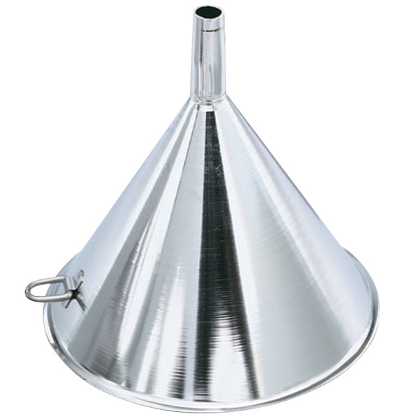 Vollrath 84750 Stainless Steel 13 oz. Funnel