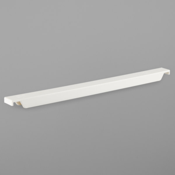 Cambro DIV12148 White Divider Bar for Camcruiser® Vending Carts, Ultra Pan Carriers®, Camcarriers®, Salad Bars, and CamKiosks®