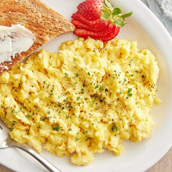 JUST Egg 2 lb. Plant-Based Vegan Liquid Egg Substitute - 15/Case Main Image 2