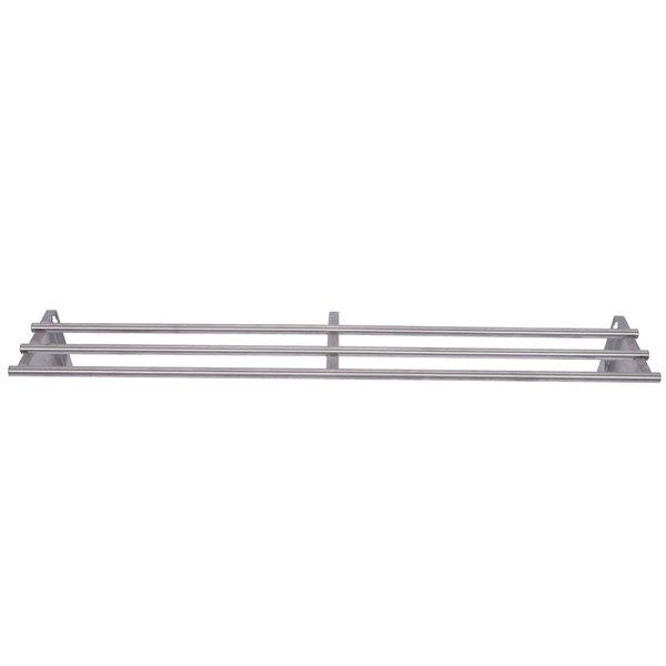 APW Wyott Bar Tray Slide For Well Sealed Element Steam - Apw wyott steam table
