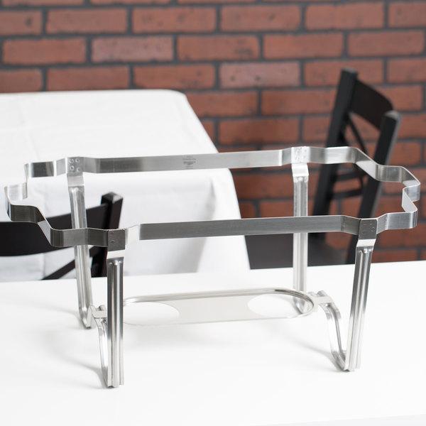 Vollrath 46885 Trimline II Stackable Chafer Rack / Stand
