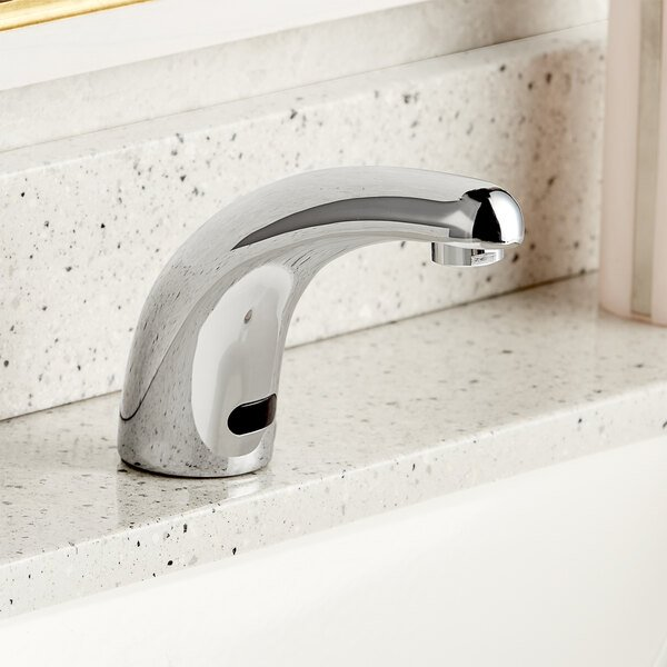 """Waterloo EFDMC Deck-Mounted Hands-Free Sensor Faucet with 6 3/8"""" Cast Spout Main Image 4"""