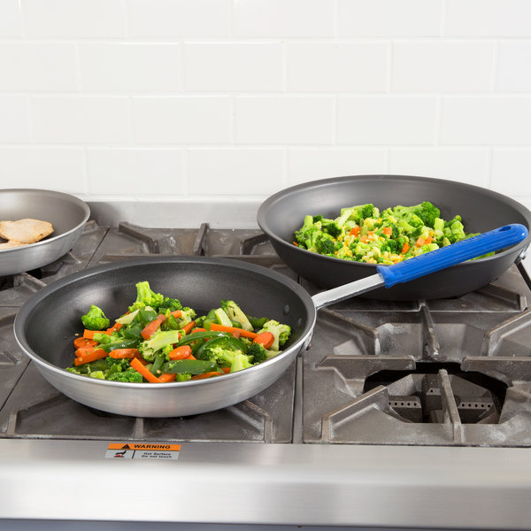 """Vollrath Z4012 Wear-Ever 12"""" Non-Stick Fry Pan with CeramiGuard II and Cool Handle"""