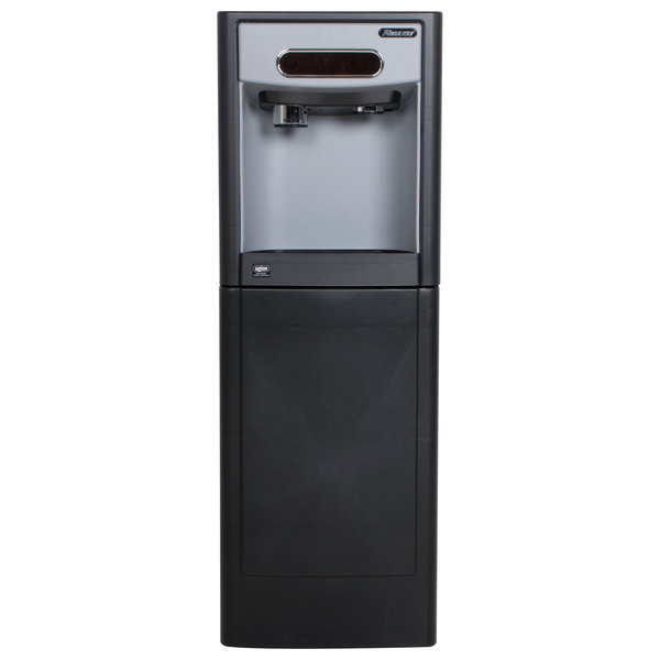 Follett 7FS100A-IW-NF-ST-00 7 Series Air Cooled Freestanding Ice Maker and Water Dispenser Compressed Nugget Ice 7 lb. Storage - 115V