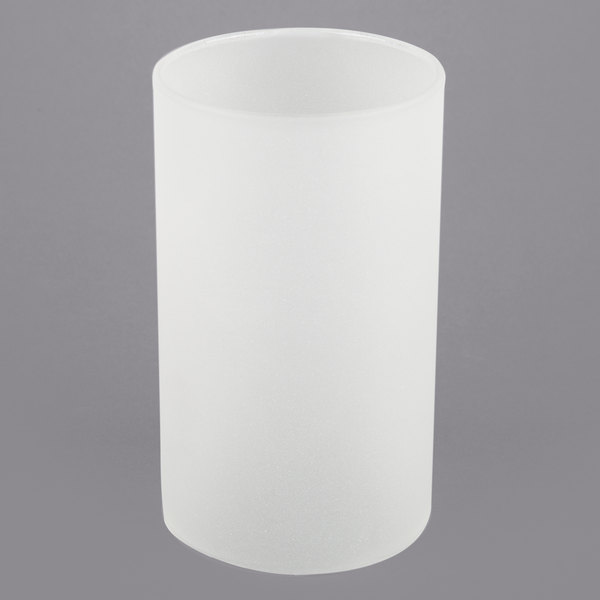 Sterno Products 85276 Frost Cylinder Globe