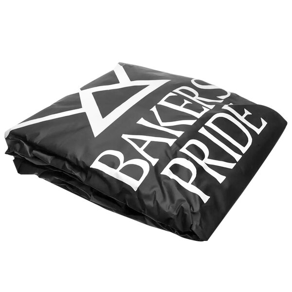"""Bakers Pride 21841040 60"""" Vinyl All Weather Cover for CBBQ-60S Main Image 1"""