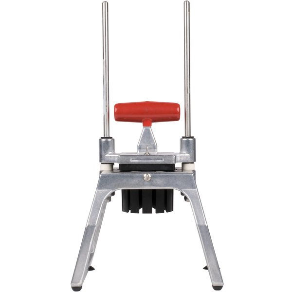 Vollrath 15009 Redco InstaCut 3.5 6 Section Fruit and Vegetable Corer - Tabletop Mount