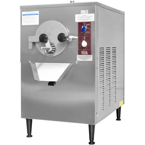 SaniServ B-5 AIR 5 Qt. Countertop Air Cooled Ice Cream / Gelato Batch Freezer