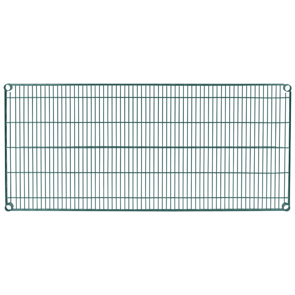 "Metro 2460NK3 Super Erecta Metroseal 3 Wire Shelf - 24"" x 60"""