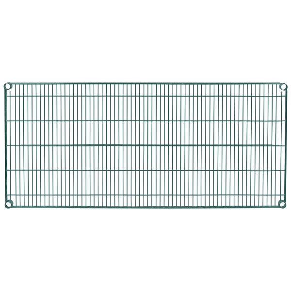 "Metro 2460NK3 Super Erecta Metroseal 3 Wire Shelf - 24"" x 60"" Main Image 1"
