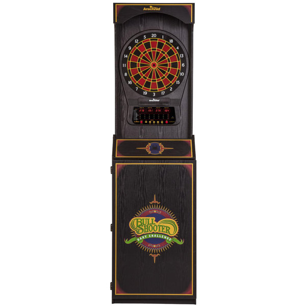 Charmant Arachnid E650FS BK CricketPro Electronic Dart Game In Arcade Style Cabinet