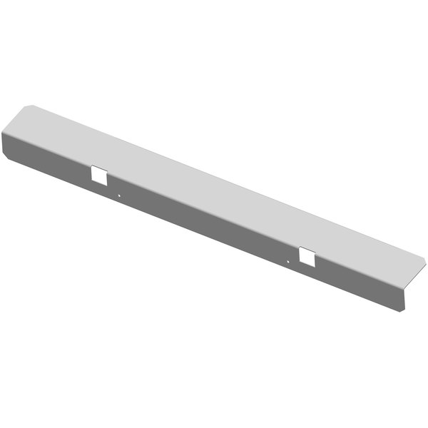 """Hoshizaki HS-2148 30"""" x 3 1/8"""" Stainless Steel Cover Main Image 1"""
