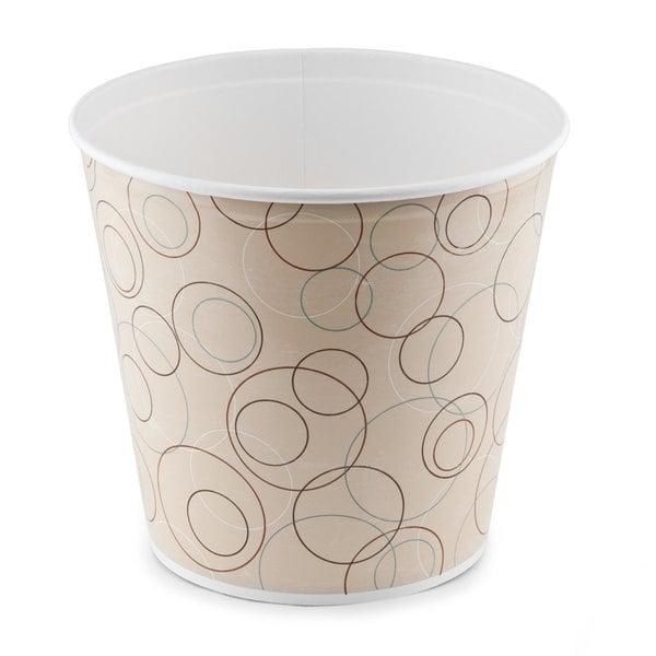 International Paper DFM170 10 lb. Chicken Bucket Container  - 100/Case