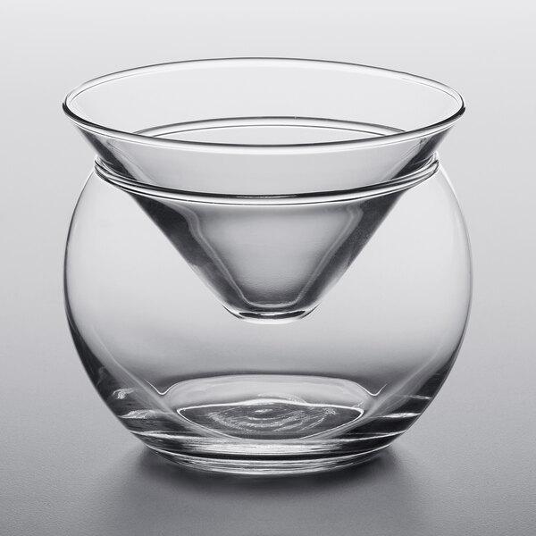 Bemka Martini-Style Glass Caviar Server Main Image 1