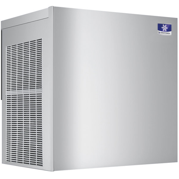 "Manitowoc RFS-0650A 22"" Air Cooled Flake Ice Machine - 208-230V, 730 lb."