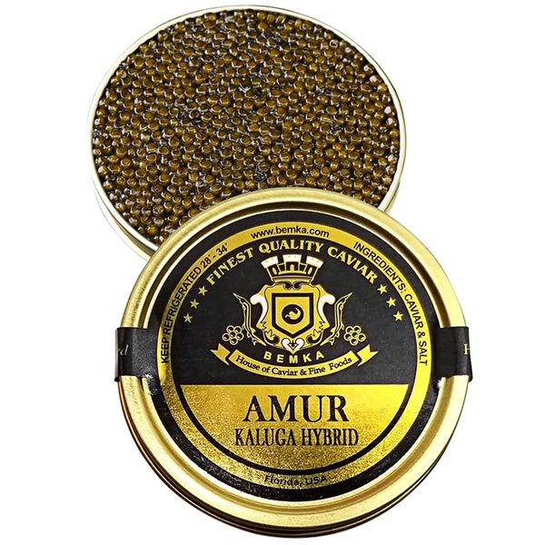 Bemka Amur Kaluga Hybrid Sturgeon Caviar Main Image 1