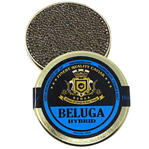 Bemka Beluga Hybrid Sturgeon Caviar Main Image 1