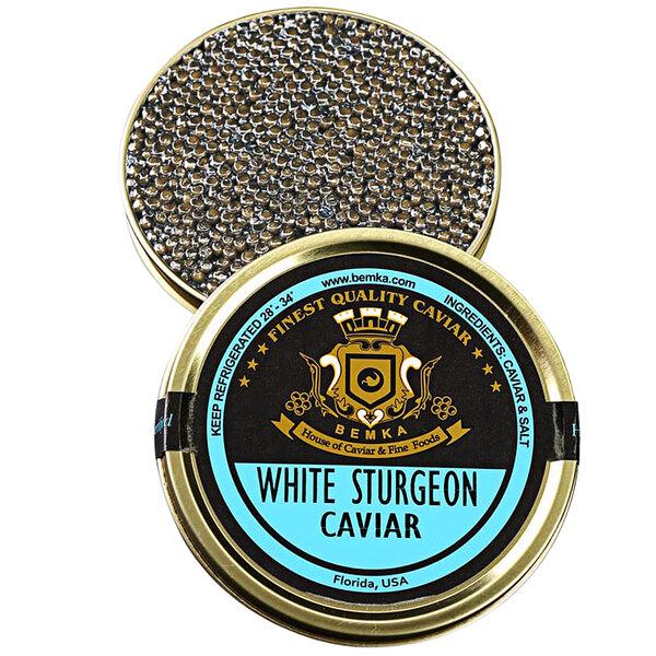 Bemka California White Sturgeon Caviar Main Image 1