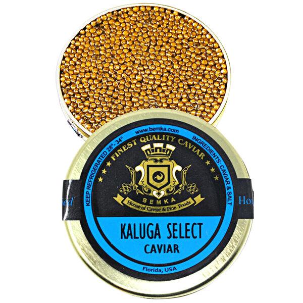Bemka Kaluga Sturgeon Select Caviar Main Image 1