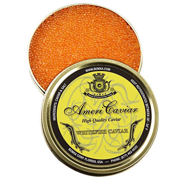 Bemka Golden Whitefish Caviar Main Image 1