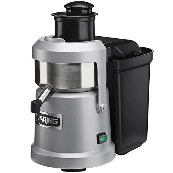 Waring WJX80 Pulp Eject Continuous Feed Juice Extractor - 120V, 1000W Main Image 1