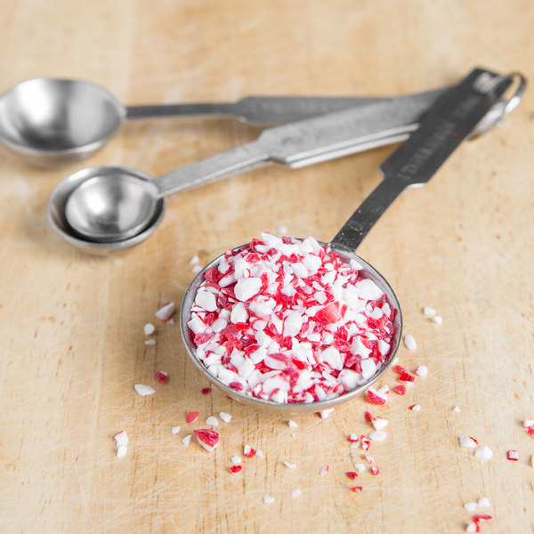 Peppermint Krunch Candy Ice Cream Topping - 10 lb.