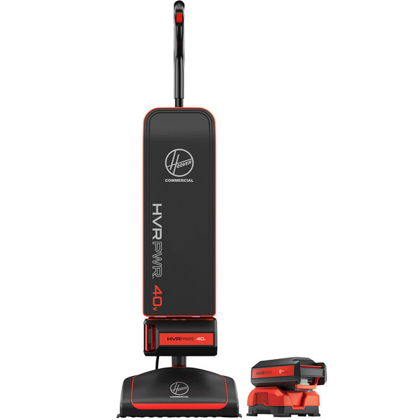 Hoover HVRPWR 40V Cordless Upright Vacuum Cleaner with Battery and Charger - 430W Main Image 1