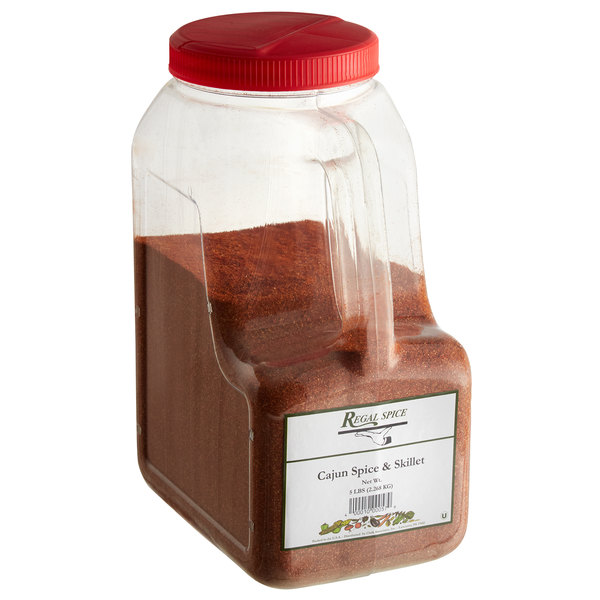Regal Cajun Spice & Skillet Seasoning - 5 lb