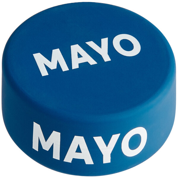 """Choice """"Mayo"""" Silicone First In First Out Style Lid Wrap Main Image 1"""