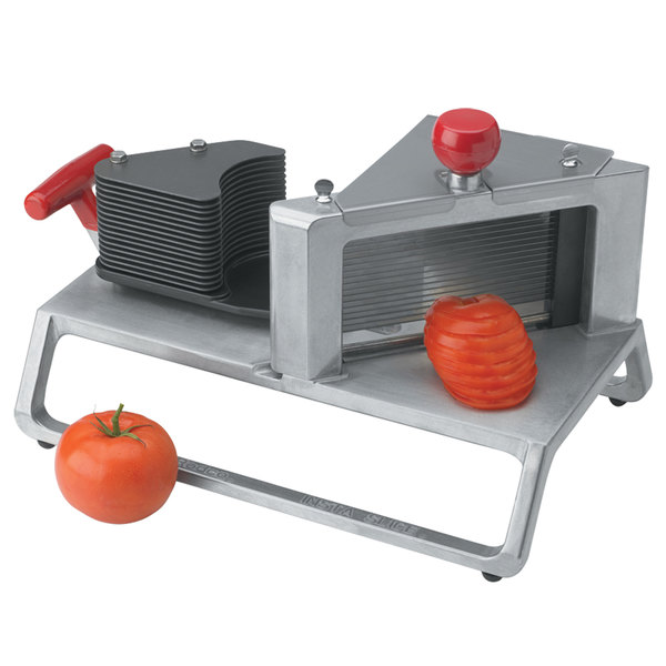 """Vollrath 15102 Redco InstaSlice 7/32"""" Fruit and Vegetable Cutter with Scalloped Blades"""