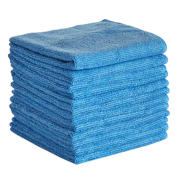 50 Pack 12 x 12 SimpleHouseware Microfiber Cleaning Cloth