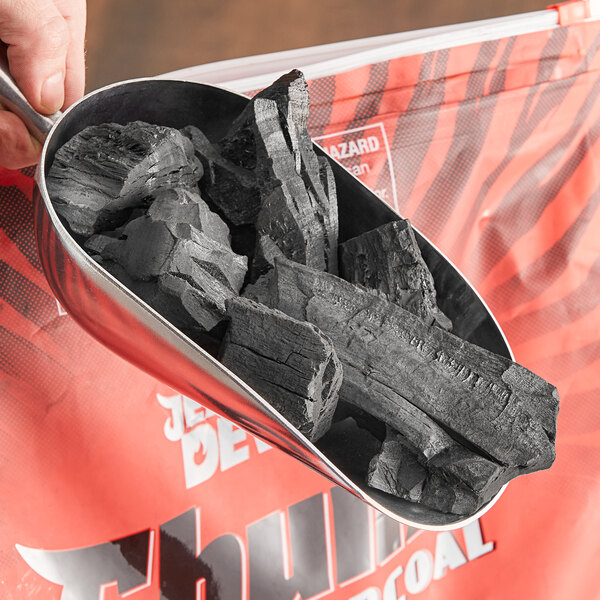 Jealous Devil Chunx Premium Hardwood Lump Charcoal - 10 lb. Main Image 2