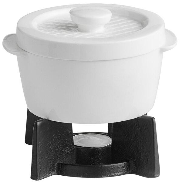 Boska 340033 18 oz. Ceramic Cheese Baker Main Image 1