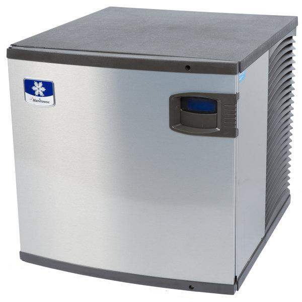 "Manitowoc ID-0322A Indigo Series 22"" Air Cooled Full Size Cube Ice Machine - 208-230V, 335 lb."