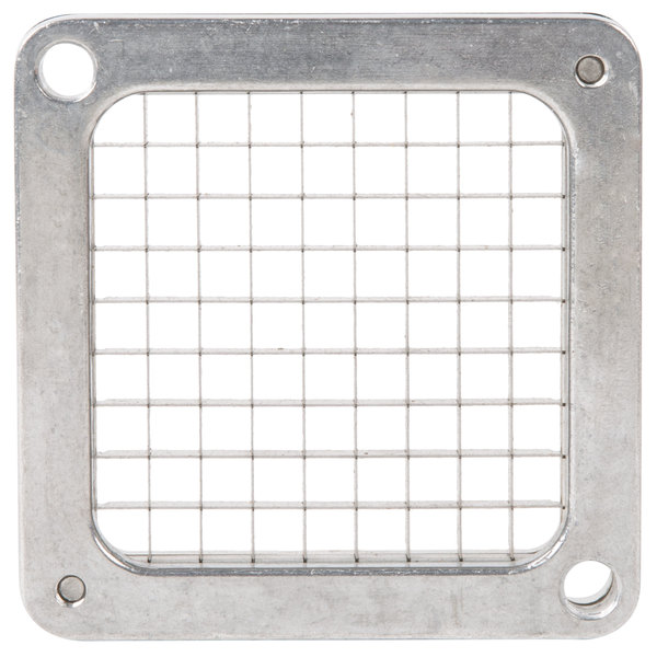 "Nemco 55424-2 3/8"" Square Cut Blade and Holder Assembly for 55500 Easy Chopper and 55450 Easy FryKutter Main Image 1"