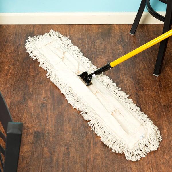 Carlisle 364753600 36 X 5 Dry Dust Mop Pad