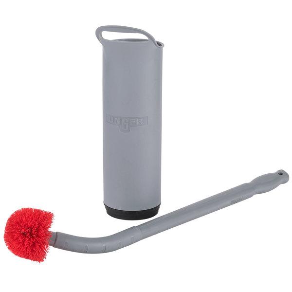 Unger BBWHR Ergo Toilet Bowl Brush with Holder