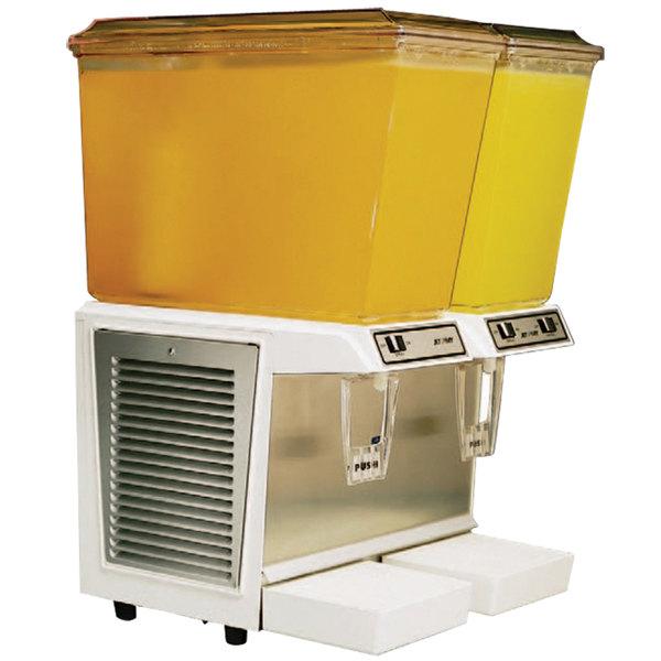 Cornelius Jet Spray JT20 Double 5 Gallon Bowl Refrigerated Beverage Dispenser