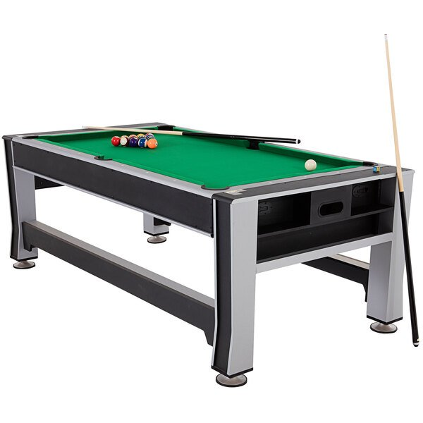 """Triumph 45-6066 84"""" 3-in-1 Swivel Game Table Main Image 1"""