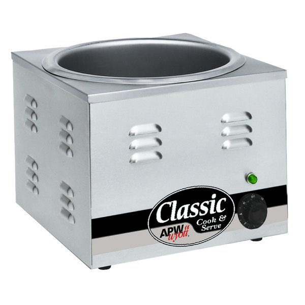 APW Wyott CW-1B 11 Qt. Countertop Food Warmer - 120V, 800W