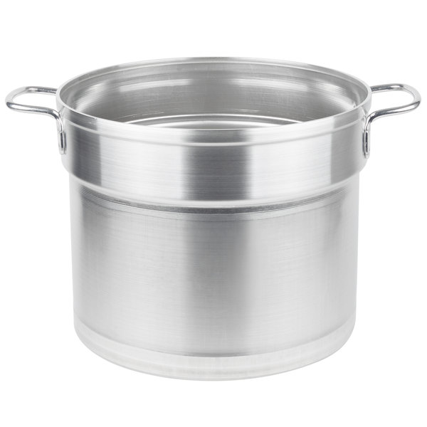 Vollrath 43049-2 Wear-Ever 17.5 Qt. Aluminum Inset for 67717 Double Boiler