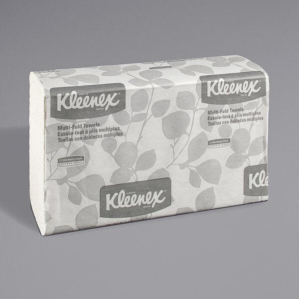 Kleenex® M-Fold (Multi-fold) Paper Towel - 1200/Case Main Image 1