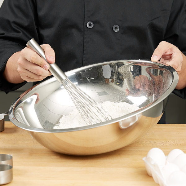 13 Qt. Heavyweight Stainless Steel Mixing Bowl