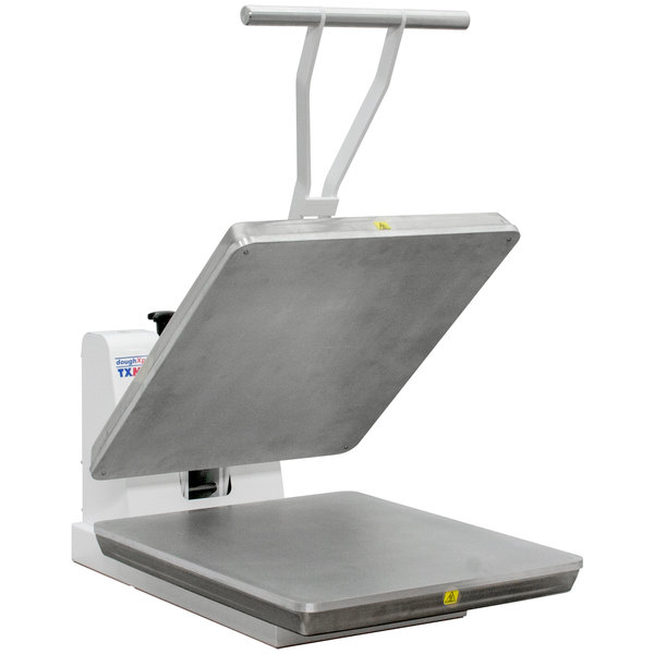 """DoughXpress TXM-20 Manual Tortilla Press 16"""" x 20"""" - 220V Main Image 1"""